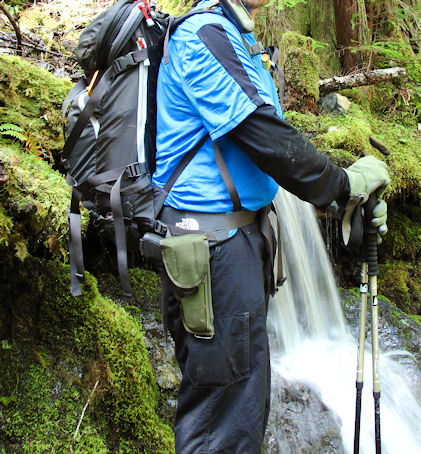 Different Ways To Carry Your Gun While Backpacking