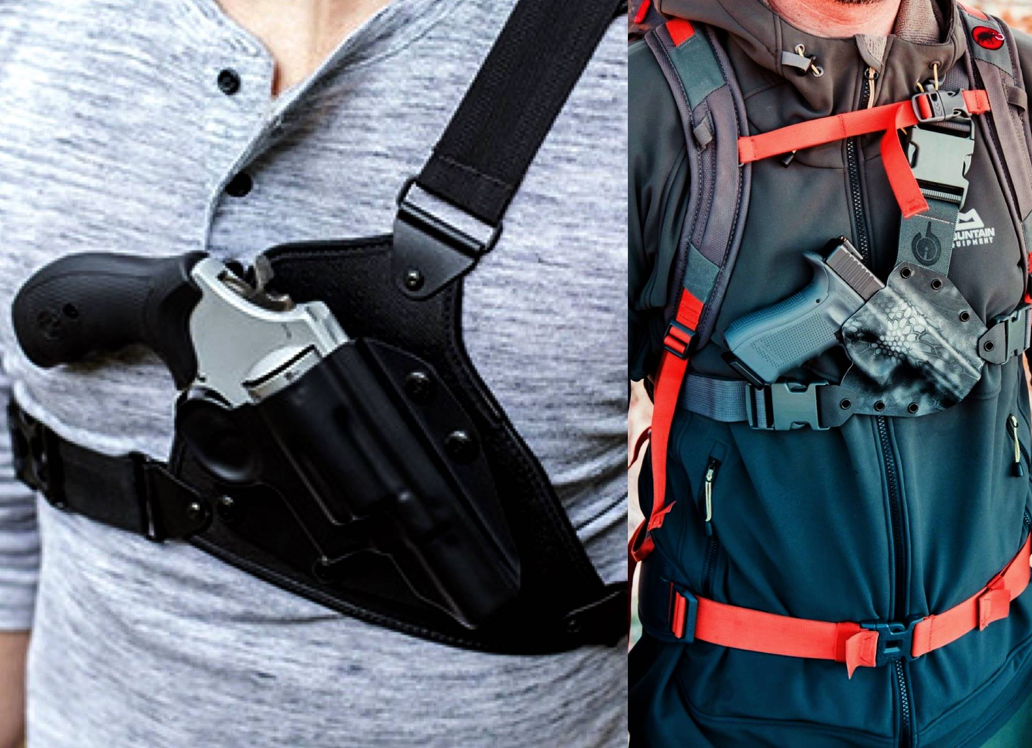 What To Expect When Backpacking With A Firearm
