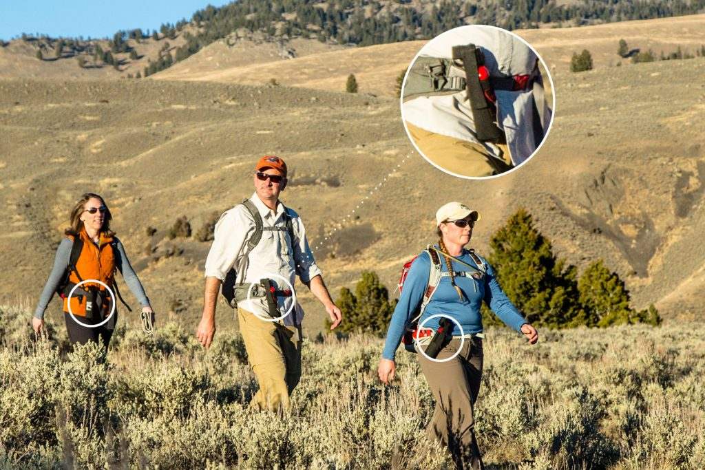 Why Should I Carry A Gun Whilst Backpacking